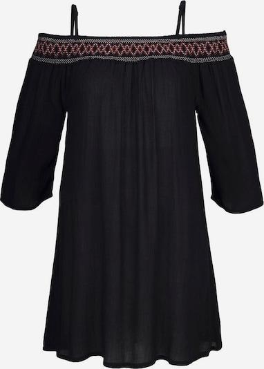s.Oliver Obleka za na plažo | črna barva, Prikaz izdelka