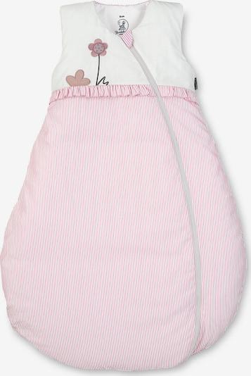 STERNTALER Guļammaiss 'Emmi' pieejami gaiši rozā / balts, Preces skats