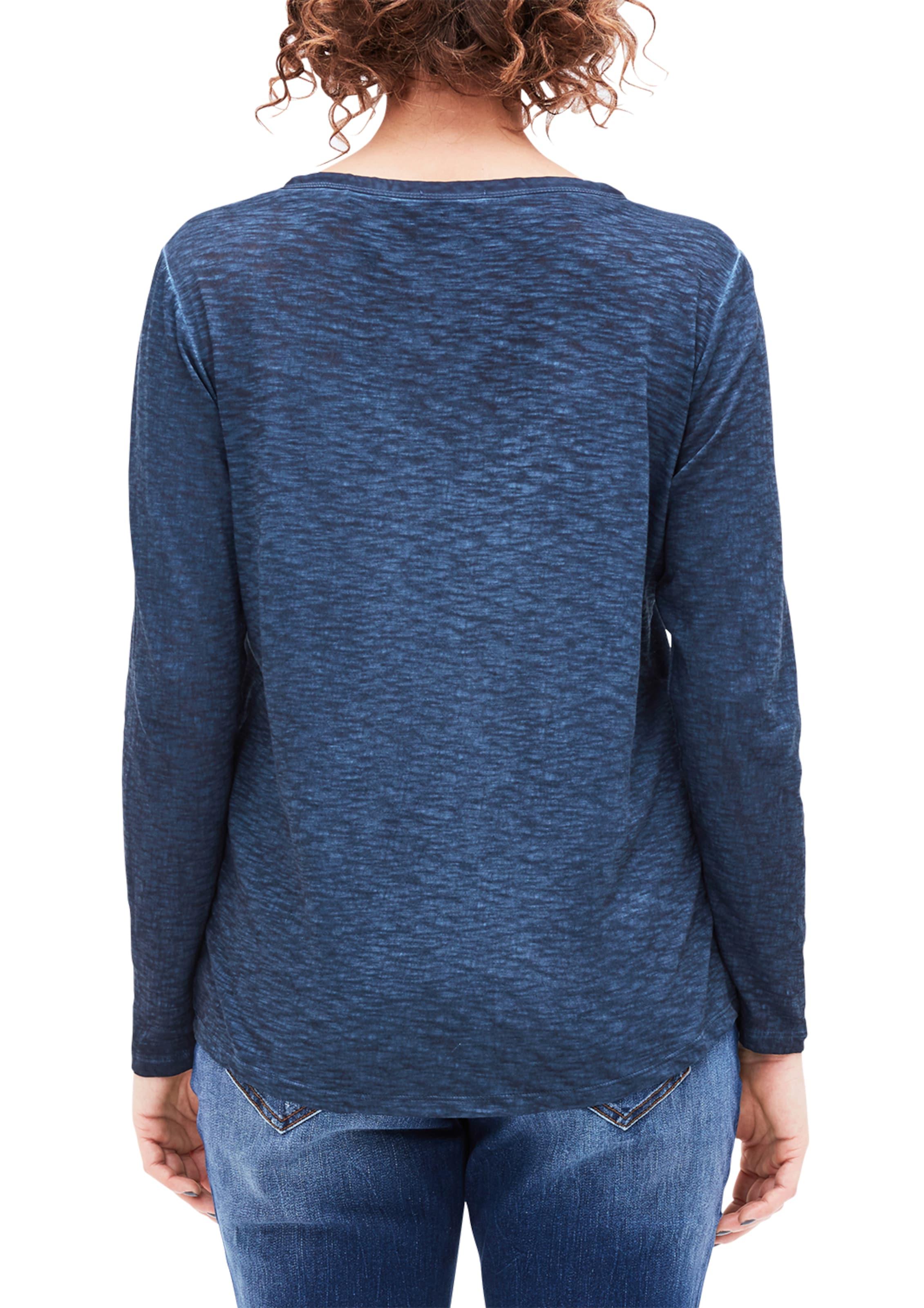 im TRIANGLE Yarn Colored Look Slub Shirt Slub TRIANGLE dXqvw477