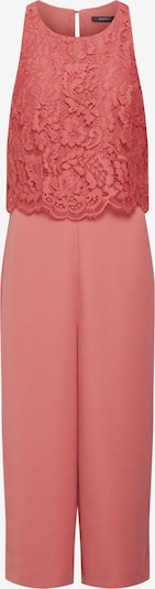 Esprit Collection Overall 's olivia' in rosa: Frontalansicht