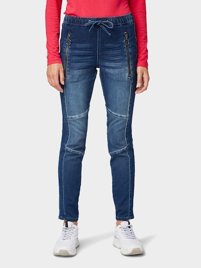 TOM TAILOR Jeans in blue denim, Modelansicht
