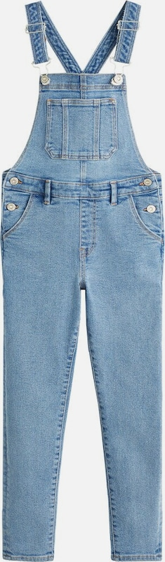 MANGO KIDS Hose 'Amara' in blue denim, Produktansicht