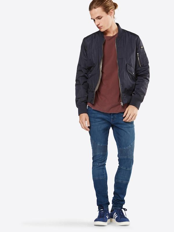 Urban Classics Jeans 'Slim Fit Biker'