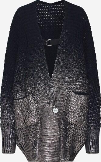 DIESEL Cardigan 'M-MIKO CARDIGAN' en noir, Vue avec produit