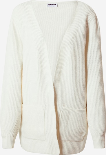 Noisy may Cardigan 'Luke' in creme, Produktansicht