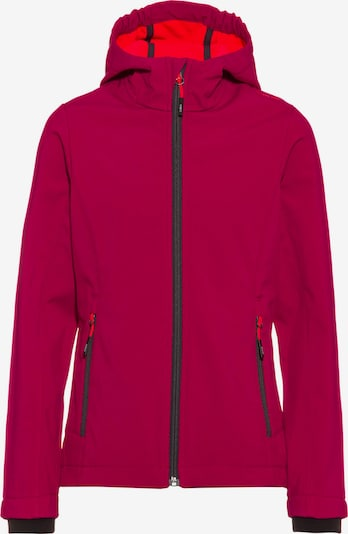 CMP Jacke in orange / pink, Produktansicht
