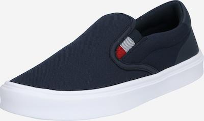 Batai be raištelių iš TOMMY HILFIGER , spalva - mėlyna / tamsiai mėlyna / raudona / balta, Prekių apžvalga