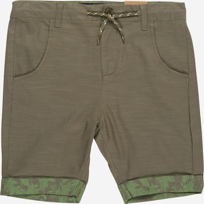 BLUE SEVEN Shorts in khaki, Produktansicht