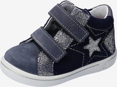 Pepino Sneakers 'Mia' in de kleur Nachtblauw / Zilver, Productweergave