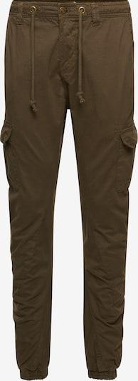 Pantaloni cu buzunare Urban Classics pe oliv, Vizualizare produs