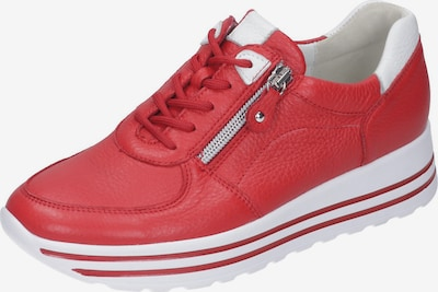 WALDLÄUFER Sneaker in rot, Produktansicht