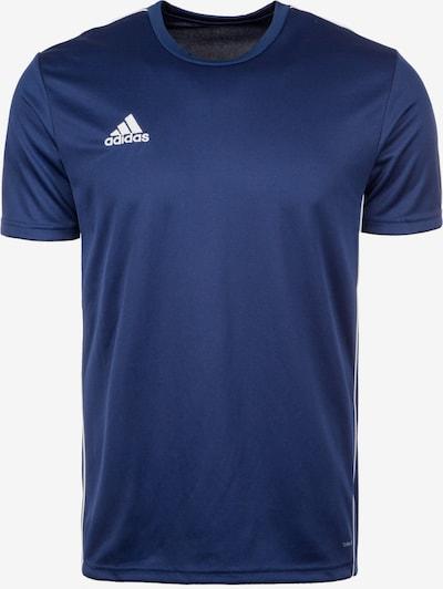 ADIDAS PERFORMANCE Trainingsshirt 'Core' in dunkelblau, Produktansicht
