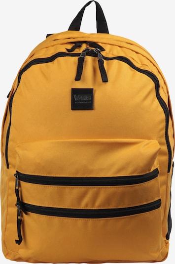 VANS Sac à dos en jaune, Vue avec produit