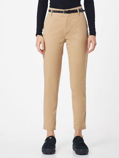 SCOTCH & SODA Chinohose in beige, Modelansicht
