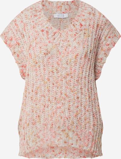 Love & Divine Pullover 'love497' in mischfarben, Produktansicht