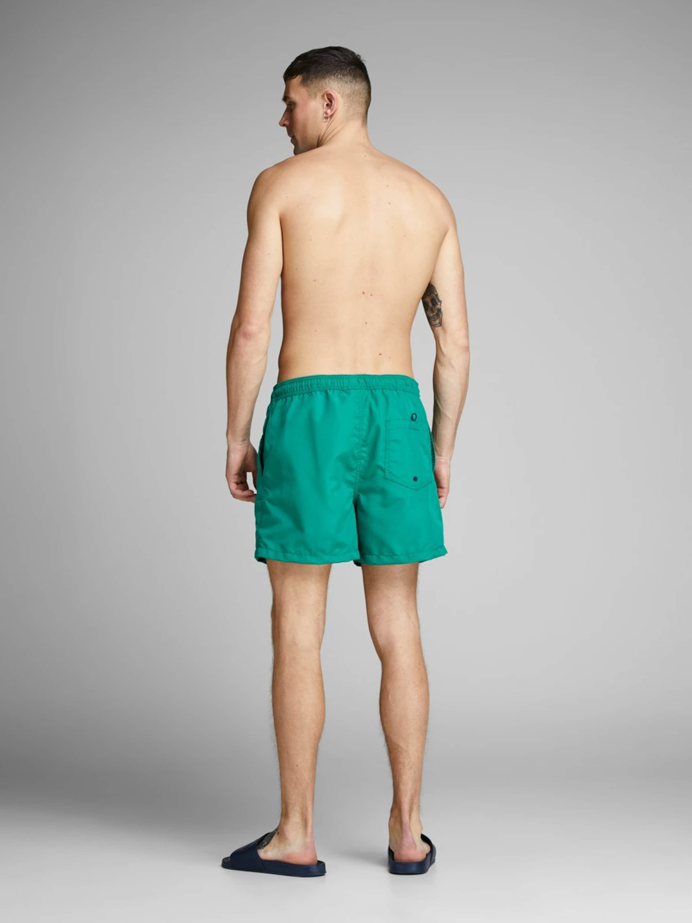 In Jones Jackamp; 'quick Badeshorts Dry' Jade fY6b7gy