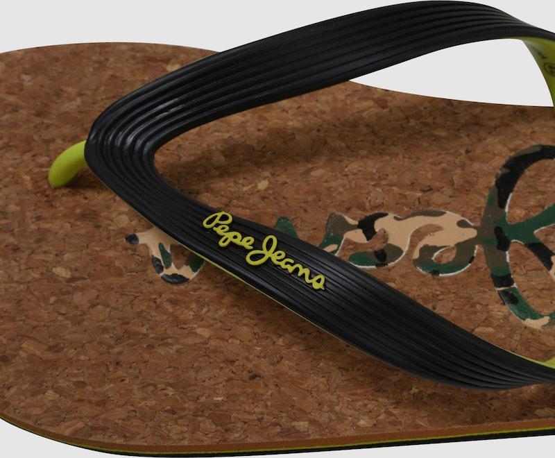 Haltbare 'HAWI' Mode billige Schuhe Pepe Jeans | Zehentrenner 'HAWI' Haltbare Schuhe Gut getragene Schuhe 79d61b