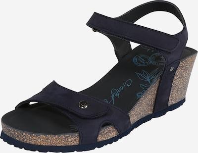 PANAMA JACK Sandalen met riem in de kleur Nachtblauw, Productweergave