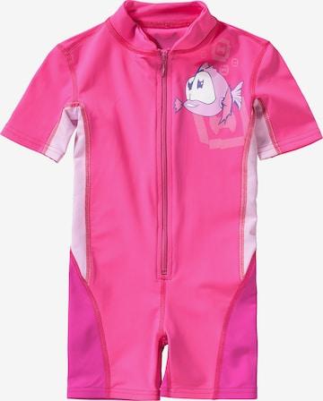 HYPHEN Schwimmanzug in Pink
