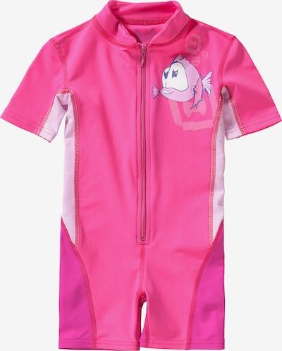 HYPHEN Schwimmanzug in pink / fuchsia / altrosa, Produktansicht