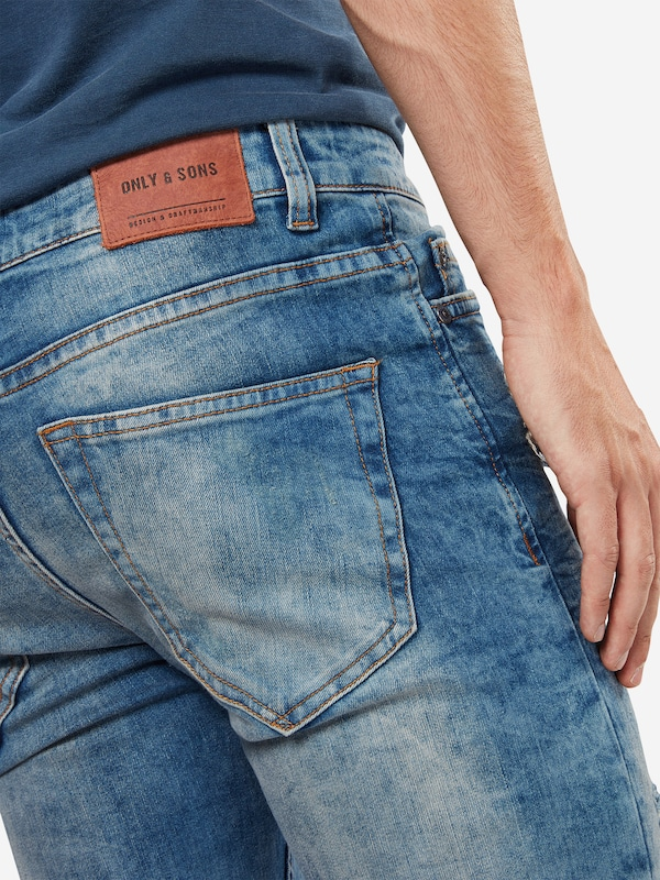 Only & Sons Slim fit Jeans 'Onsloom'