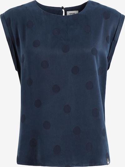 khujo Shirt ' MALVINA ' in blau, Produktansicht