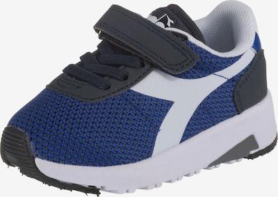 Diadora Schuhe 'Evo Run TD' in blau / dunkelblau / weiß, Produktansicht