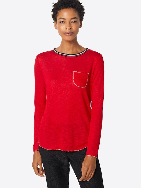 Key Rouge Largo T shirt En dorxeCB