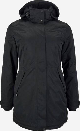 Maier Sports Wintermantel in schwarz, Produktansicht