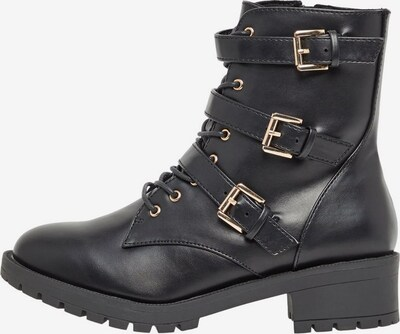 Bianco Boots in gold / schwarz, Produktansicht