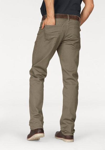 ARIZONA Jeans 'Harry' in khaki, Produktansicht