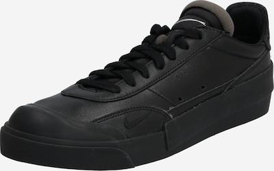fekete Nike Sportswear Rövid szárú edzőcipők 'Drop Type', Termék nézet