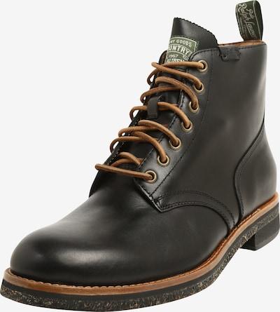 Suvarstomieji batai 'RL ARMY BT' iš POLO RALPH LAUREN , spalva - juoda, Prekių apžvalga