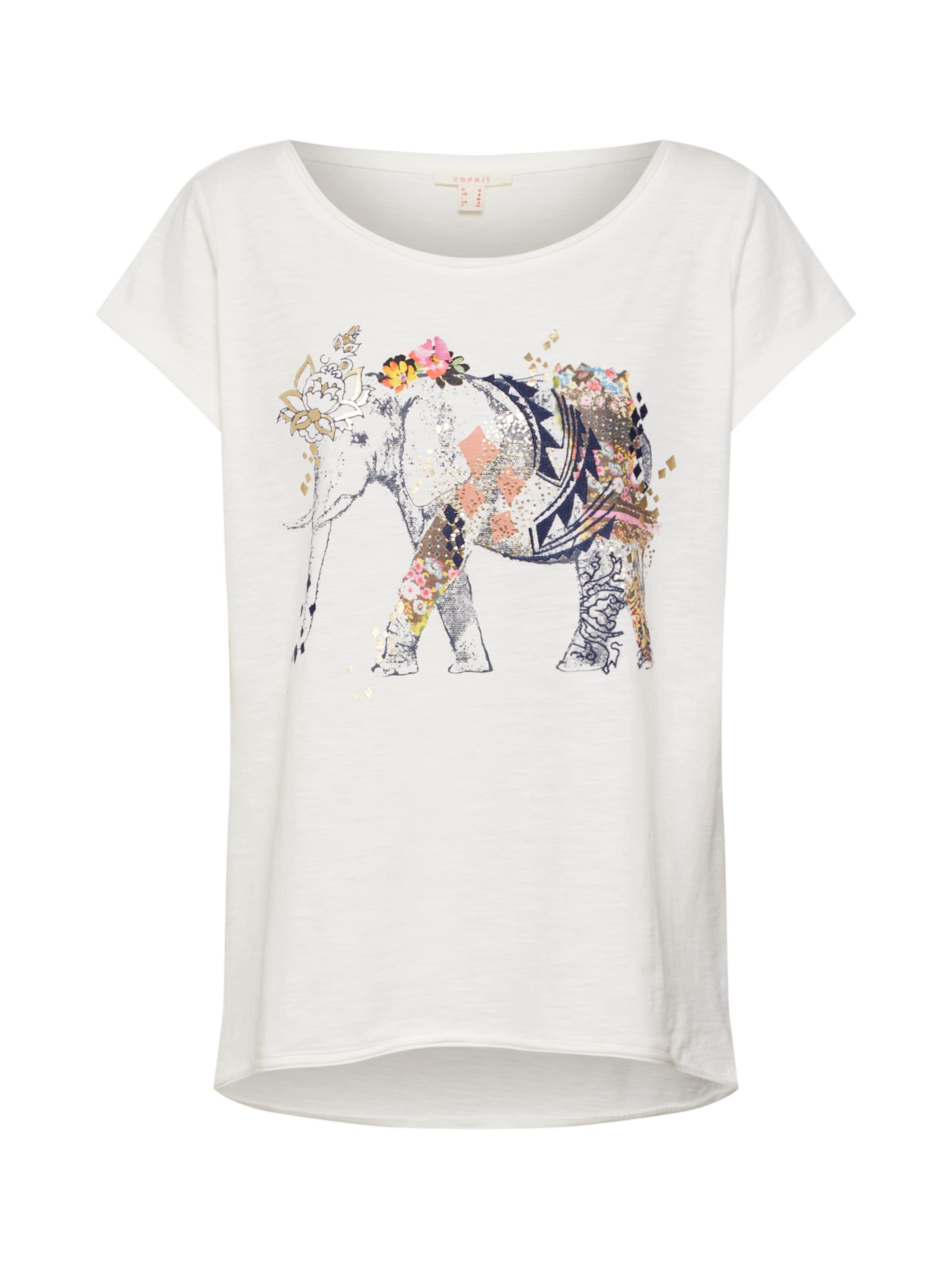 MischfarbenOffwhite In Shirt Esprit Esprit In MischfarbenOffwhite Shirt Esprit nwN8mv0O