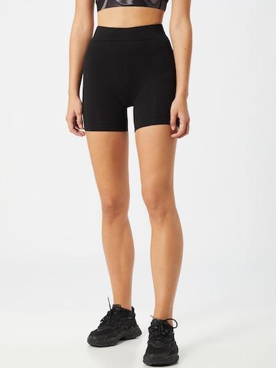 ONLY PLAY Shorts in schwarz: Frontalansicht