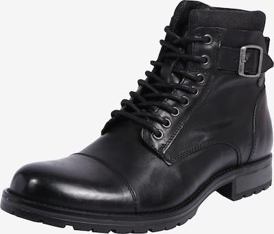 JACK & JONES Stiefel in schwarz, Produktansicht