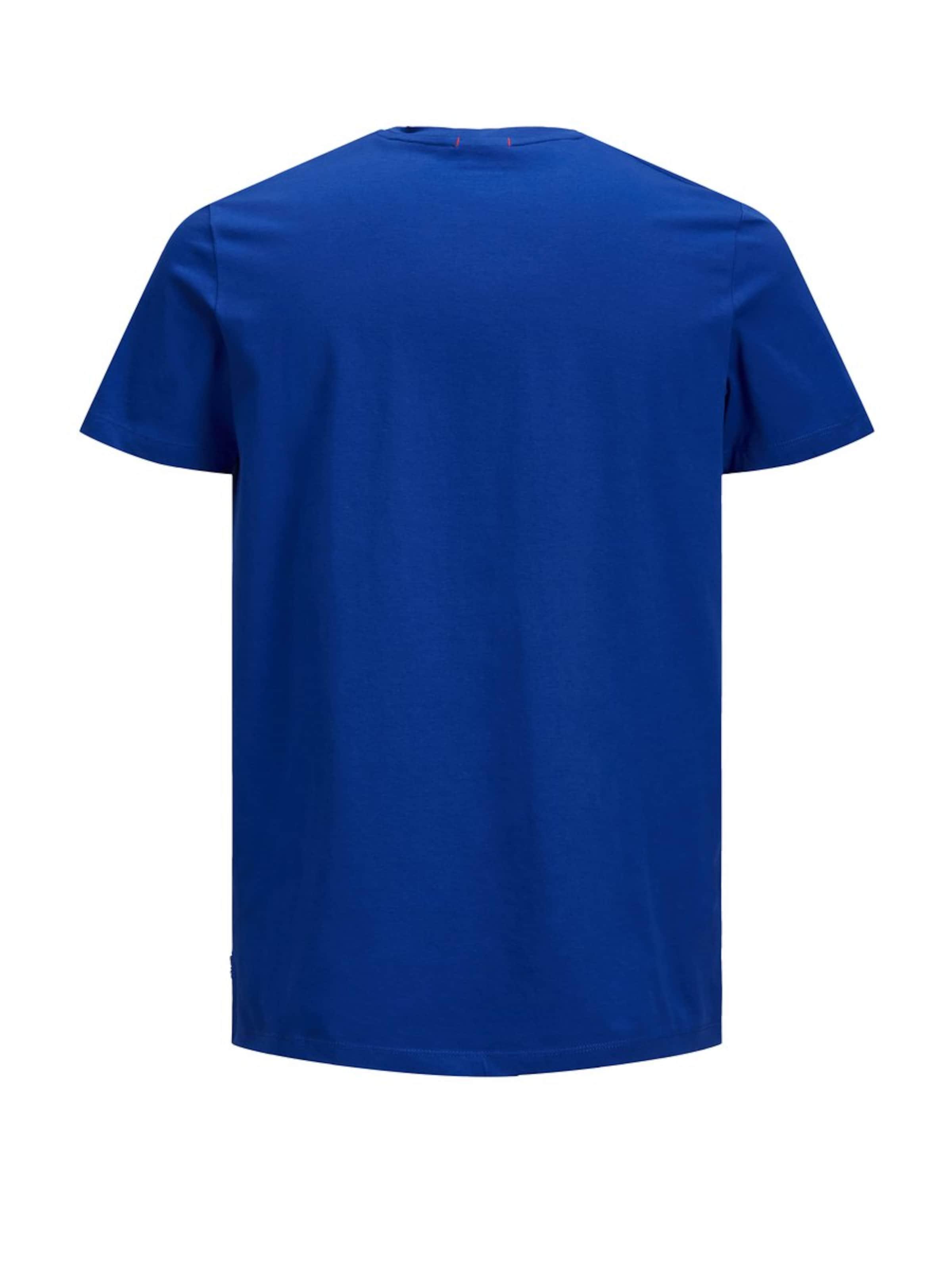 Jones BlauAqua Hellrot In shirt Weiß Jackamp; T YvmIb6fg7y