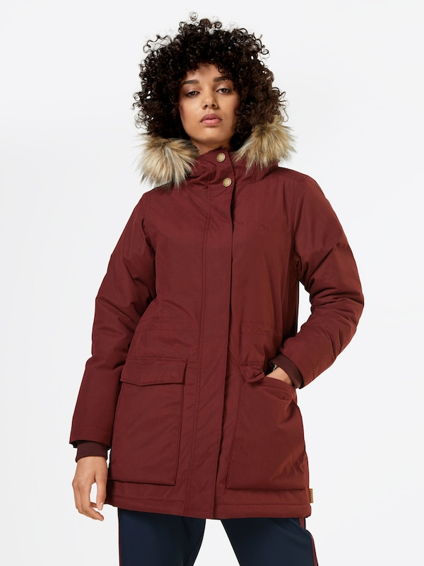 Iriedaily Parka in rostrot  Mode neue Kleidung Kleidung Kleidung 811b20