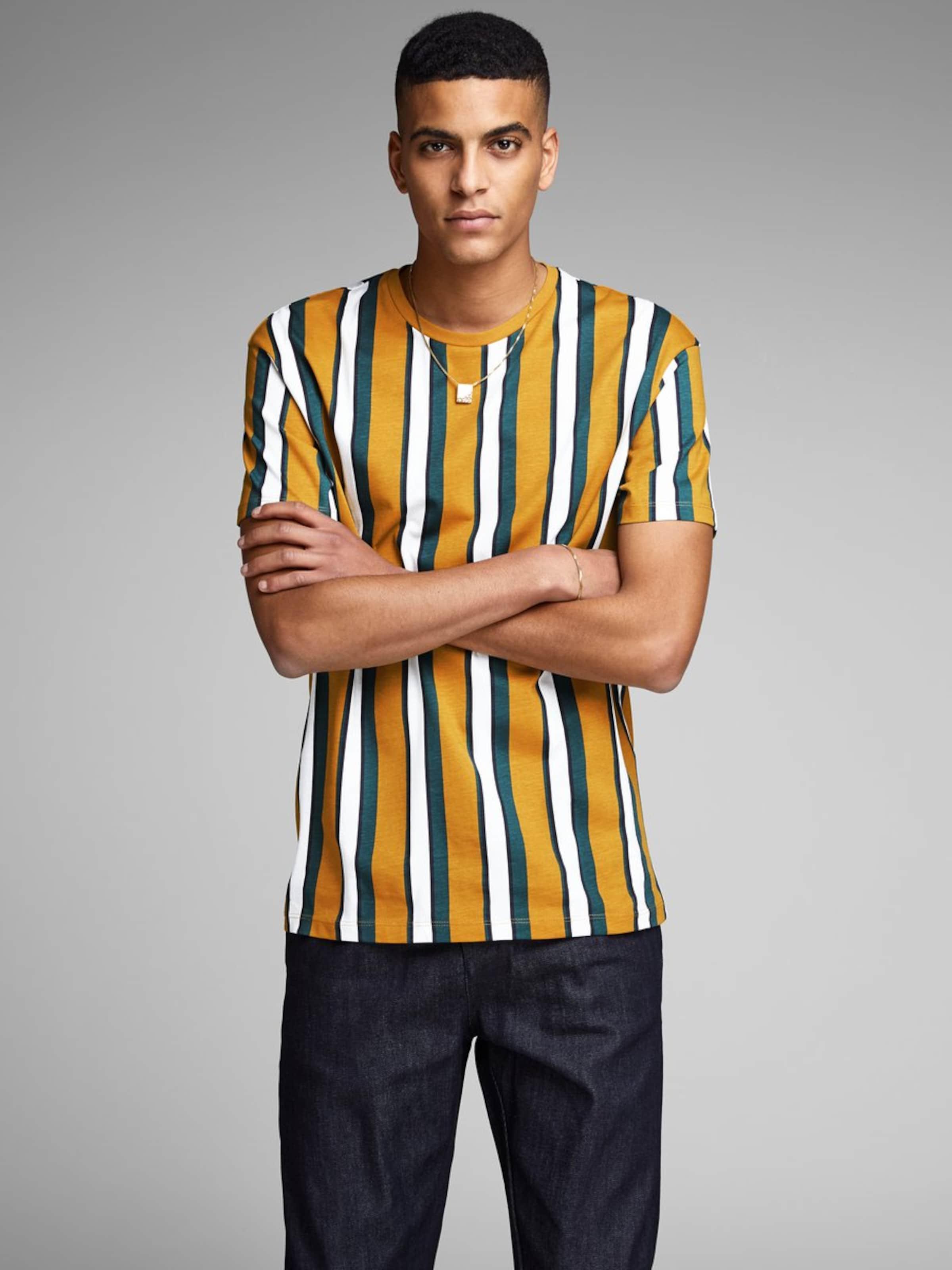Blanc OrPétrole Jackamp; Jones T shirt En E29IYWDH