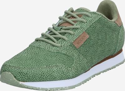 WODEN Sneaker 'Ydun Pearl' in oliv / weiß, Produktansicht