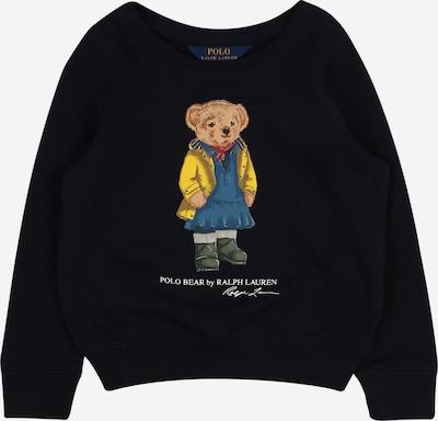 POLO RALPH LAUREN Sweatshirt in navy, Produktansicht