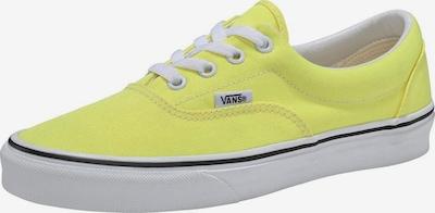 VANS Sneaker in neongelb, Produktansicht