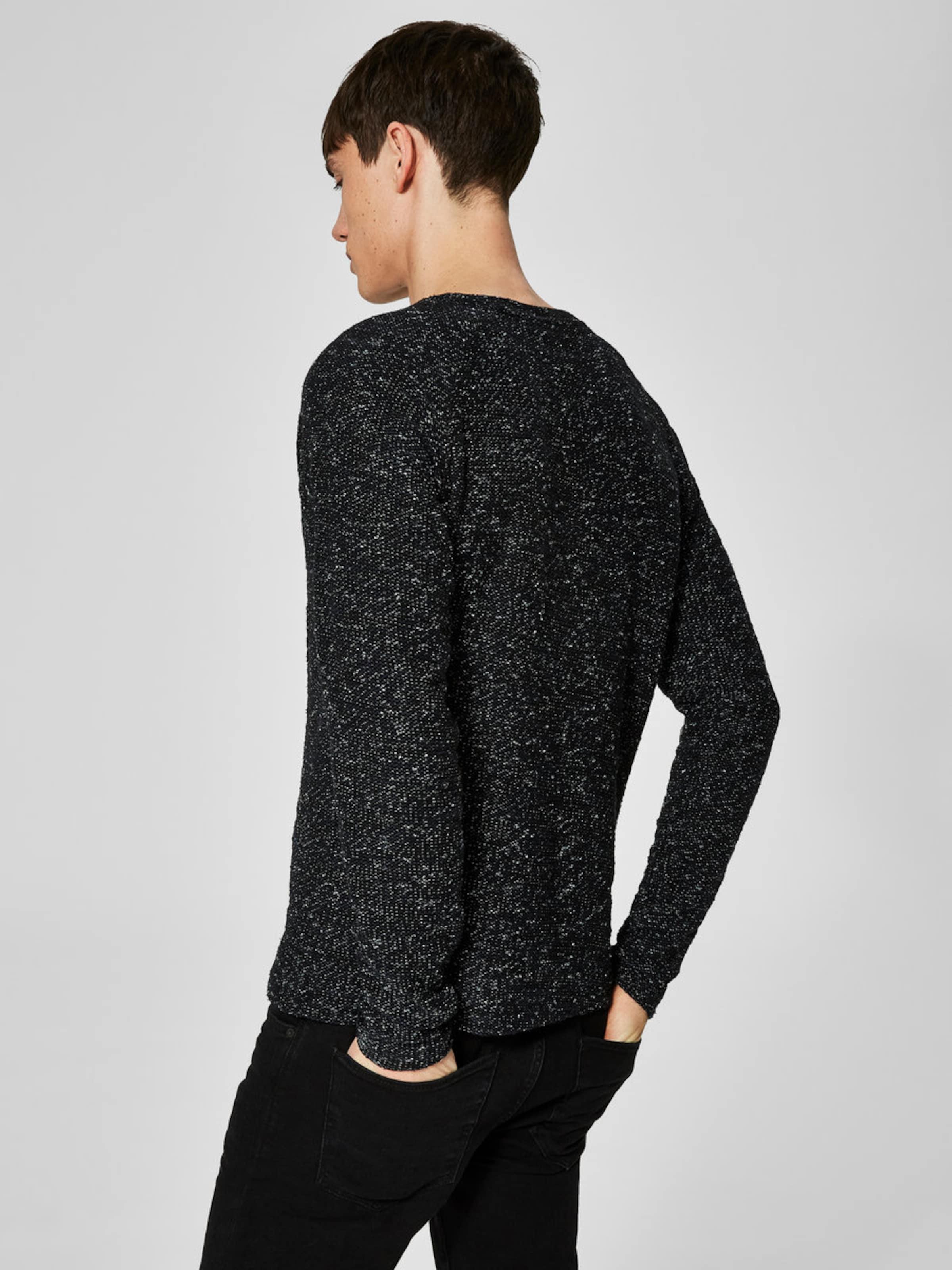 Billig Verkaufen SELECTED HOMME Schlichtes Sweatshirt Günstig Kaufen Suche Verkauf Für Billig Bd9VfF
