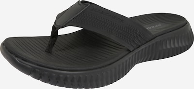 SKECHERS Teenslippers 'ELITE FLEX COASTAL MIST' in de kleur Zwart, Productweergave