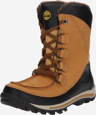 TIMBERLAND Snowboots 'Chillberg HP WP Boot' in de kleur Bruin / Zwart, Productweergave