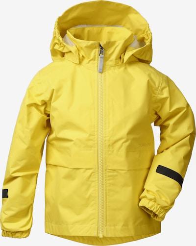 Didriksons Functionele jas in de kleur Geel, Productweergave