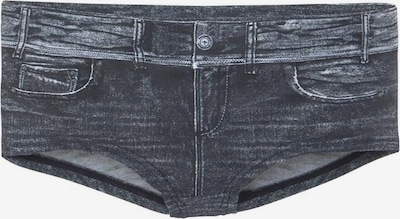 KangaROOS Hotpants in schwarz, Produktansicht