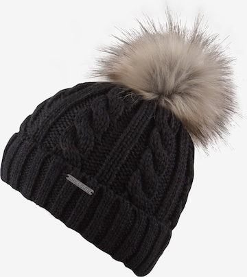 chillouts Beanie 'Joan' in Black