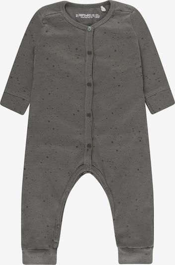 IMPS&ELFS Rompertje/body in de kleur Stone grey / Donkergrijs, Productweergave