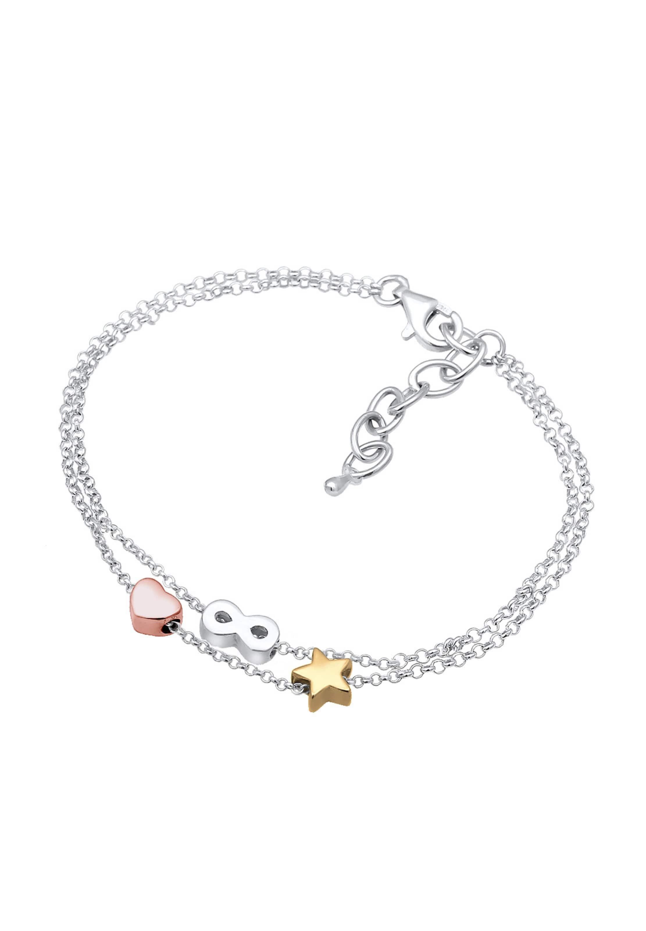 Silber In Armband Armband Elli GoldRosegold Elli GoldRosegold In EDHb2e9YWI